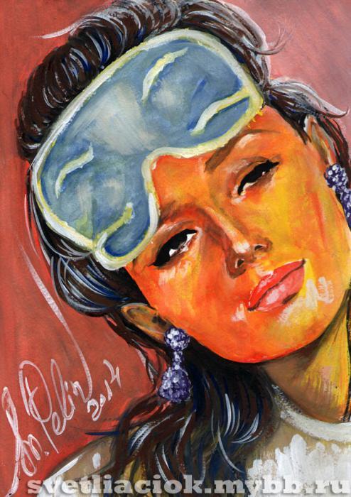 Audrey Hepburn par svetliaciok
